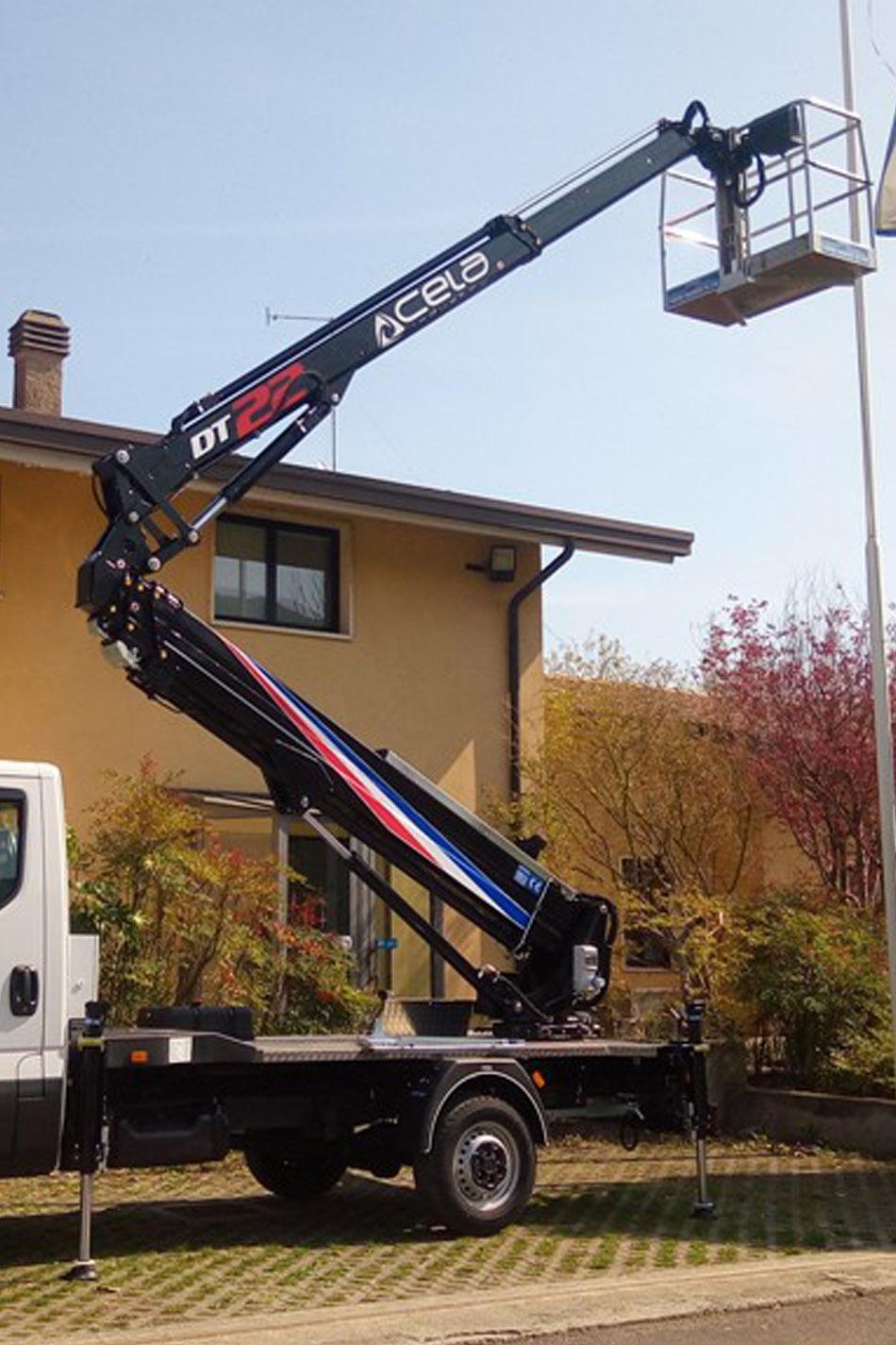 22米高空作业车租赁