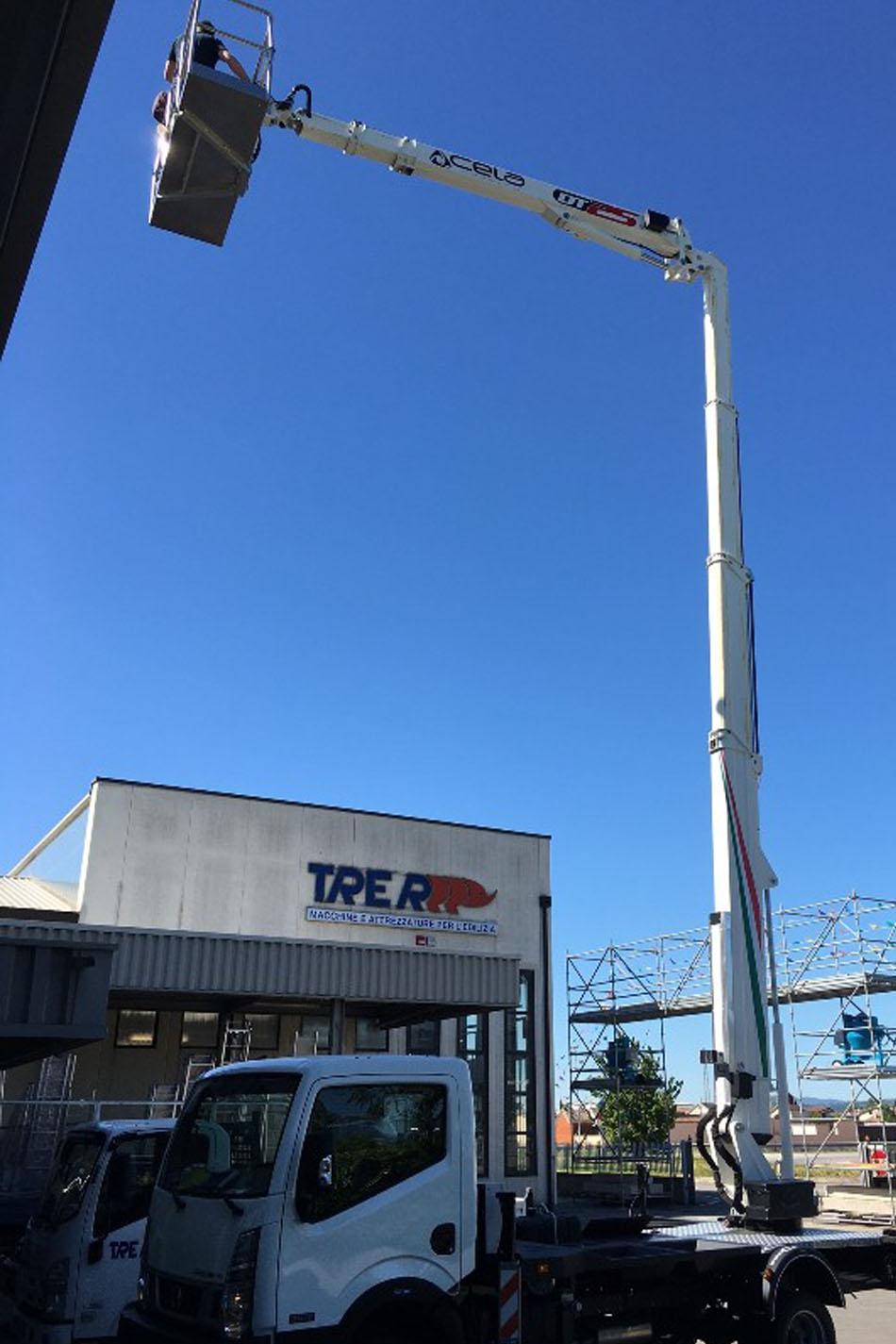 25米高空作业车租赁