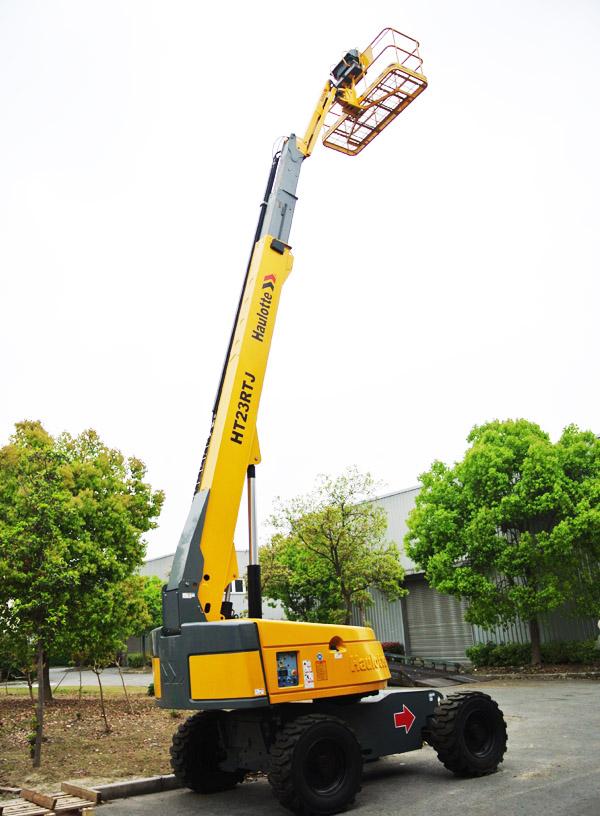 23米直臂式升降平台