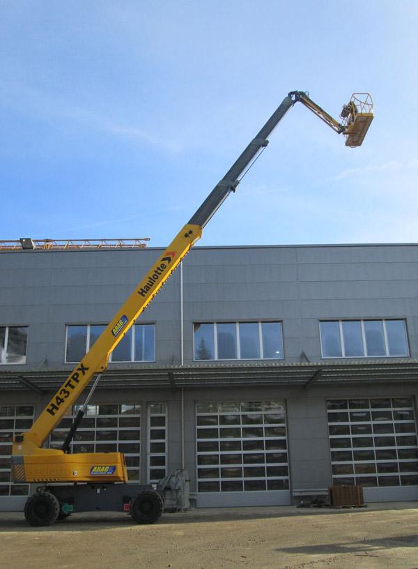 43米直臂式升降平台