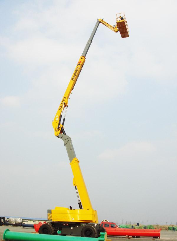 32米柴油曲臂式升降平台