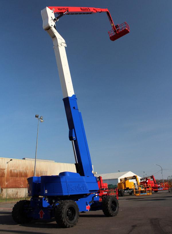 41米柴油曲臂式升降平台